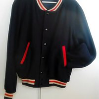 Baseball Jacka Retro 1960-tal Original