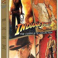 Indiana Jones - The Complete Collection DVD