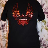Ny! T-shirt - In Flames - Rock/Band/Metal