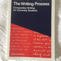 The writing process for university students