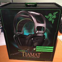 Razer Tiamat 7.1 Gaming Headset - New