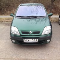 Renault scenic 1.6 02:a