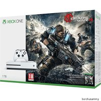 XBox-One 1TB Slim S + Gears of War 4