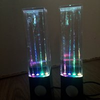 Water speakers