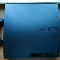 PlayStation 3 + 5 spel.