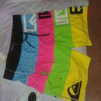 Quiksilver bad shorts