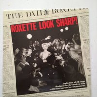 Roxette - Look Sharp! 1988, Vinyl, LP