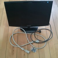 "Samsung 21,5"" HD LCD monitor"