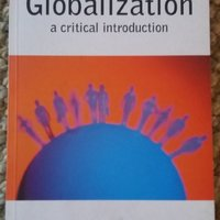 Studentlitteratur, Globalization a critical introduction