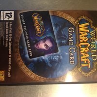 World Of Warcraft  60 days Prepaid game card