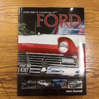 Standard Catalog Of Ford - 4th Edition