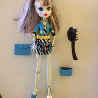 Monster high docka frankenstein
