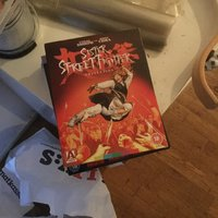 Arrow video blu-ray sister street fighter collection