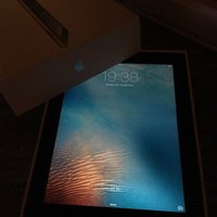 Svart ipad 2 wifi 16gb