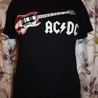 Ny! T-shirt - AC/DC - Rock/Band/Metal