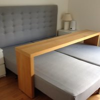MALM Bed Table