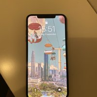 iPhone XS Max 256 Gb Svart