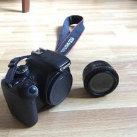 Canon EOS 600D + Canon EF 40mm f/2,8 STM