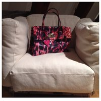 """Mulberry Bayswater """"Loopy Leopard"""""""