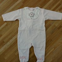 Baby Dior Verlour Overall, size 6M