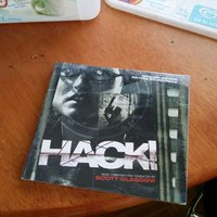 New CD Scott Glasgow ‎– Hack! Limited Edition 500 copies