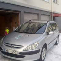 Nyservad Peugeot 307sw 2.0 -04