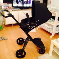 New Stokke Xplory Limited Edition True Black