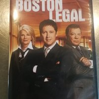 Boston Legal säsong 1 - 4
