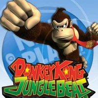 WII Donkey Kong Jungle Beat köpes