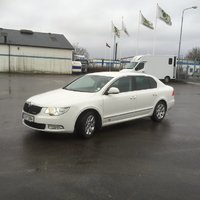 Skoda Superb 1.6 TDI 2011