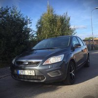 Ford focus  1,6D 2009