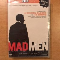 Mad men säsong 4 DVD