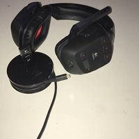 Logitech g930 wireless Gamingheadset nytt!