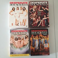 Desperate Housewives säsong 1-4