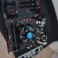 ASUS Prime B250-PLUS (moderkort) / Intel Pentium G4560 / be quiet! System Power 8 400W