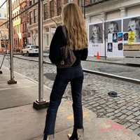 Celine style Madame boots