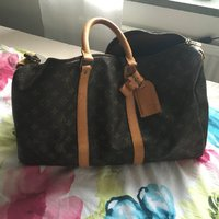 Louis Vuitton kepall 55 cm