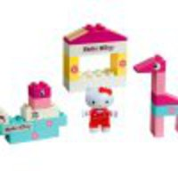Lego Duplo Hello Kitty NY!