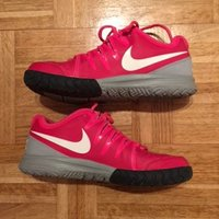 Nike air vapor court 37,5 eu