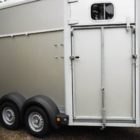 Ifor Williams HB506 mk2 Hästtrailer
