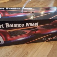 balans wheel air bord