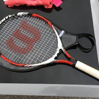 Wilson tennisracket (barn)
