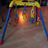 Fisher price babygym