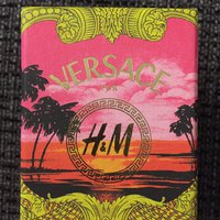 Versace for H&M ring