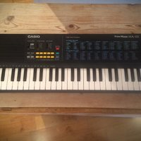 Casio synth