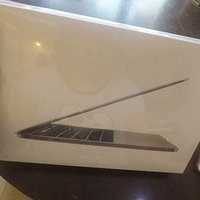 "New Apple MacBook Pro 15"" Laptop with Touchbar and Touch ID, 1TB SSD 16GB RAM"