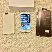 Iphone 6 gold 64gb m.kvitto