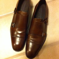 Calibrate Cusano Double Monk Shoe