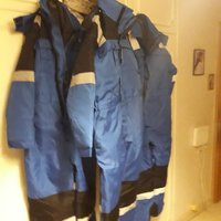 Blue Wear Vinter och Skoteroverall