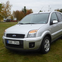 FORD FUSION 1.4 5D 2008